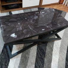 Мебель в стиле лофт Журнальный столик Loft 24