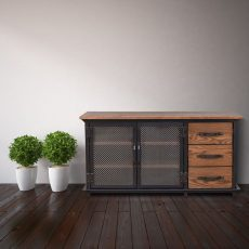 Мебель в стиле adeccebceddfd vintage industrial furniture drawer shelves